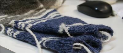 deadline sweater