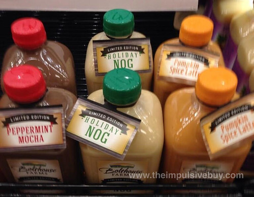 Bolthouse Farms Limited Edition Beverages