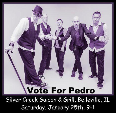 Vote For Pedro 1-25-14
