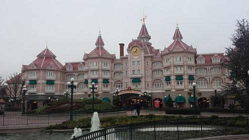 Eurodisney - Hotel Disneyland