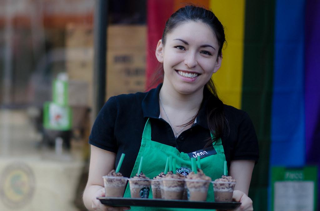 The Starbucks Girl