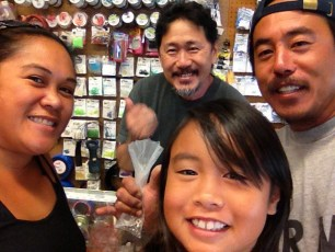 Aloha uncle Gary !!! Love da Puahis !!!