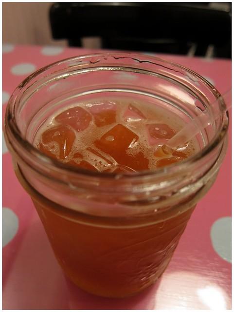 Iced tea Kitchenette NYC
