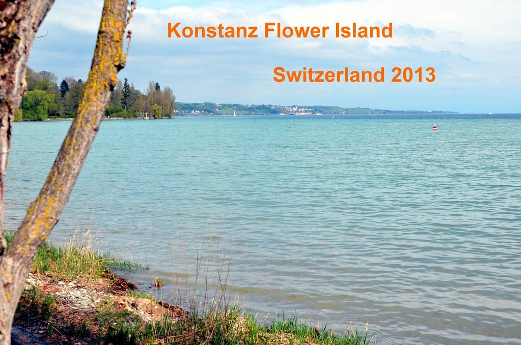 konstanz flower island