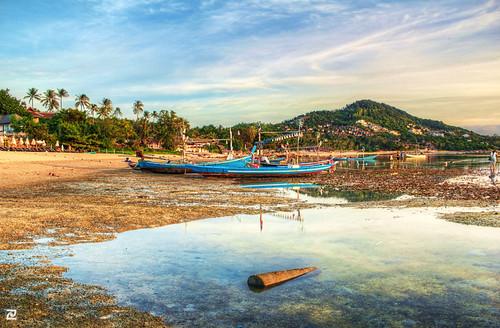 Good Morning @ Tong Son Bay, Ko Samui