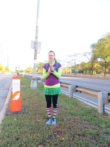 Chicago Marathon 2013