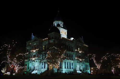 Denton Co. Courthouse