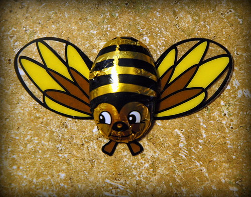 chocolate bee