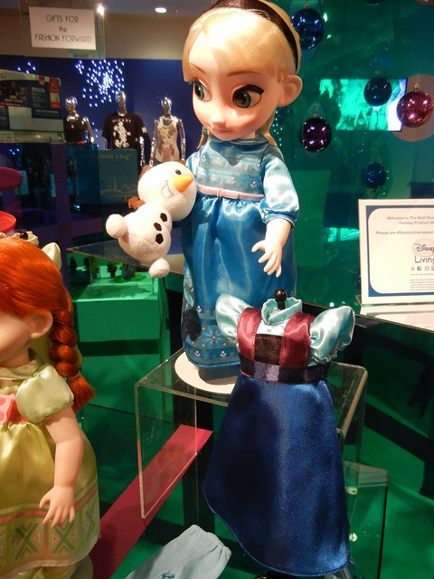 Disney Consumer Products Holiday Showcase 2014