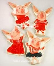 Olivia Pig