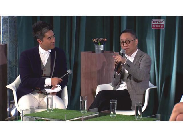 【蘋果日報】徐緣:成大事「必」拘小節 (519) - 港文集