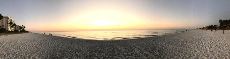 Playa de Naples