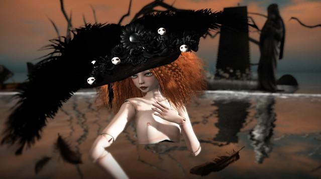 Dia de los Muertos Hat