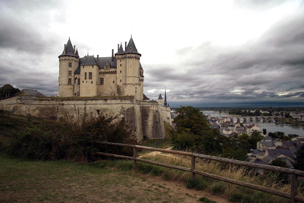 Castillo de Saumur. Autor, Paolo Ramponi