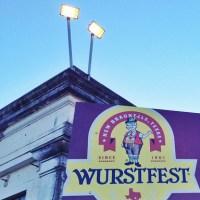 A First Wurstfest