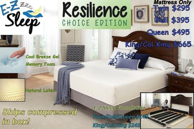 Resilence Choice