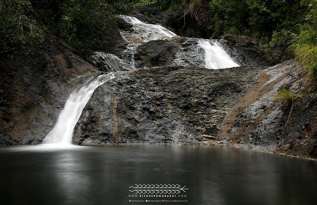 Jawili Falls, Tangalan Aklan