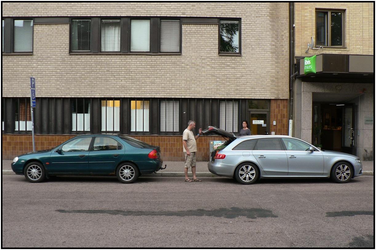 Norwegian Parking