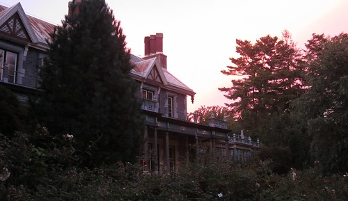 Rockwood Park mansion