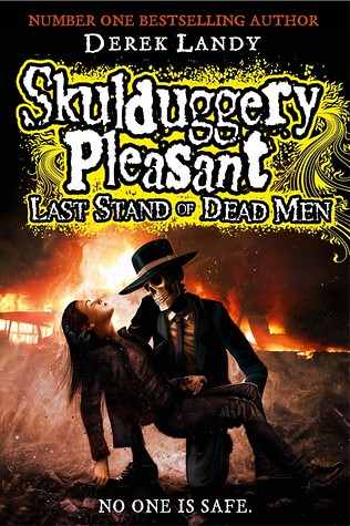 Derek Landy, Skulduggery Pleasant Last Stand of Dead Men