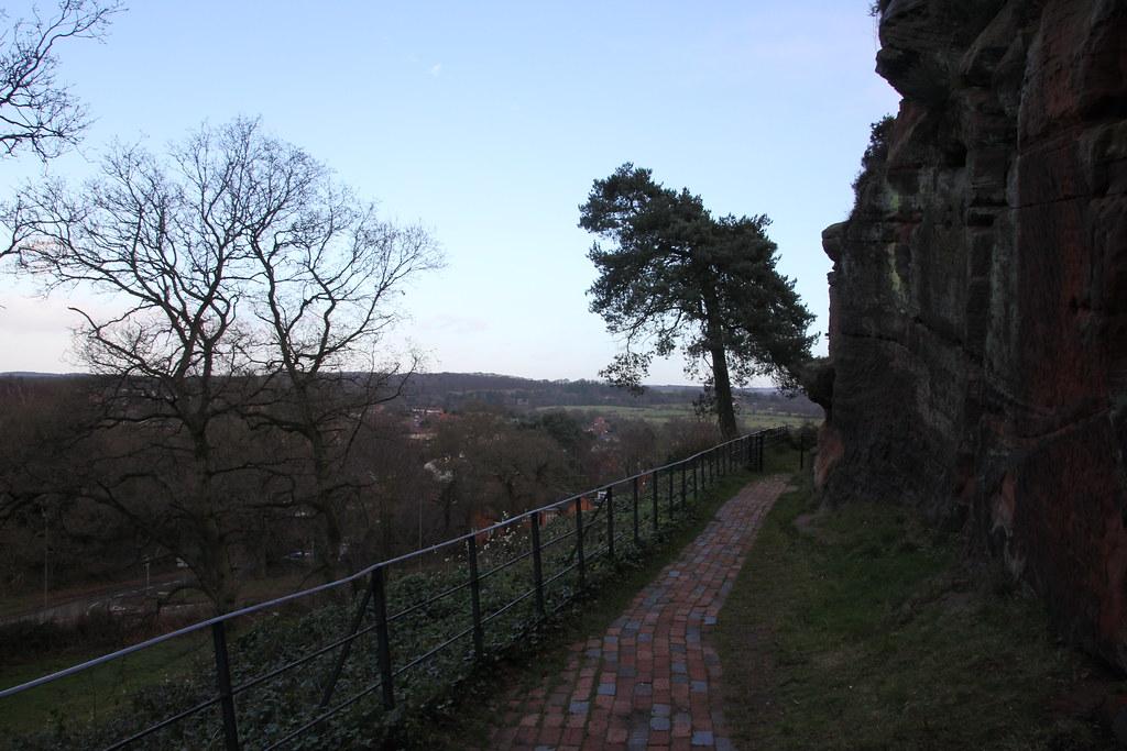 Kinver Edges, Rock Houses