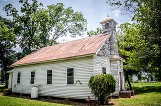 Old Fairfax Church