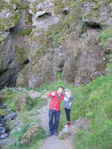 Helgi and Karítas