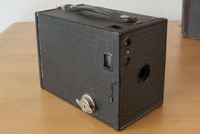 Kodak Brownie Box N°2 Model F