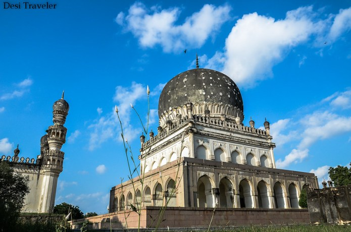 Qutub Shahi Tombs India travel blog