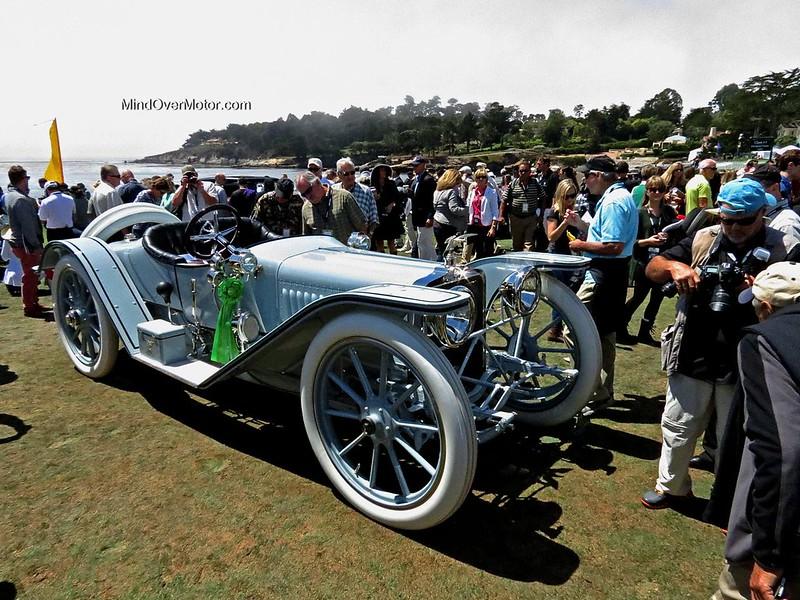 1914 American Underslung 642 Roadster at Pebble Beach