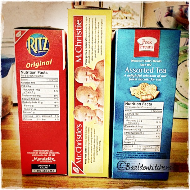 July 7 - box {boxes of 'kid friendly snacks for our company with small children} #TitleFx #photoaday #box #cookies #crackers #ritz