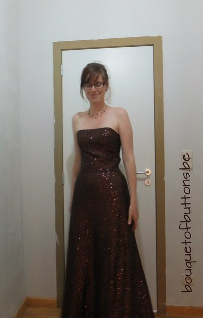evening gown, avondjurk, frock