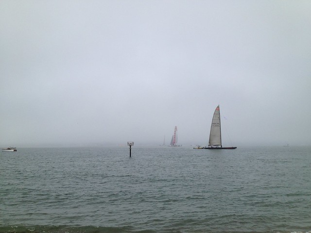 America's Cup racing