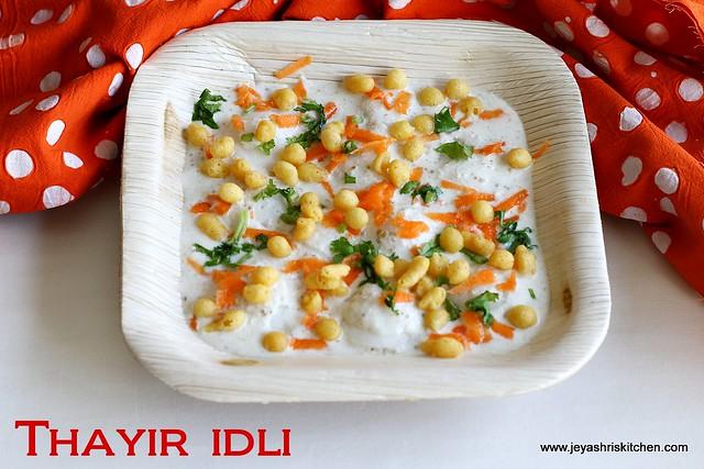 Thayir-idli