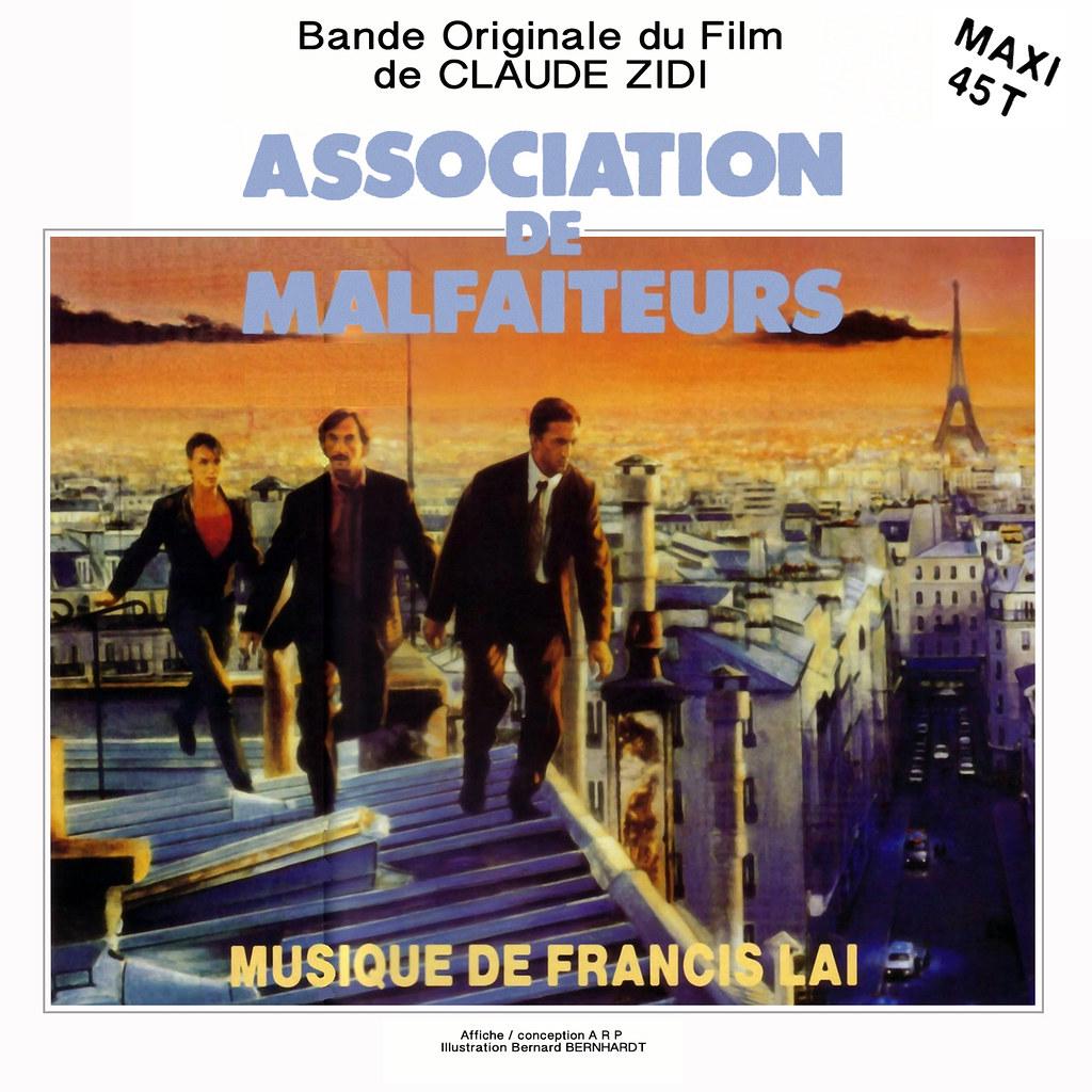 Francis Lai - Association de malfaiteurs