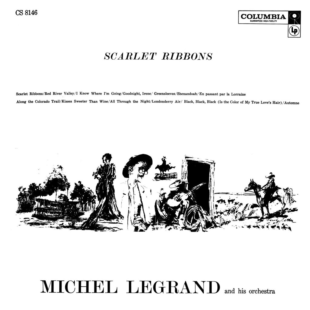 Michel Legrand - Scarlet Ribbons