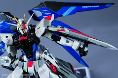 Metal Build Freedom Gundam Prism Coating Ver. Review Tamashii Nation 2012 (53)