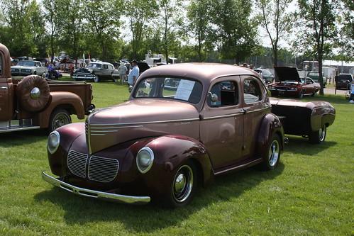 1940 Willys Sedan Deluxe