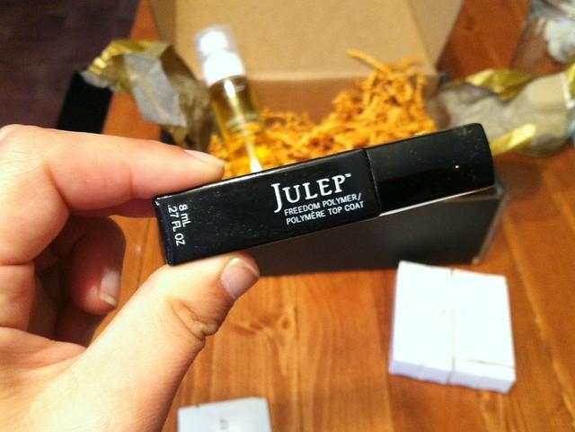 Julep September Box