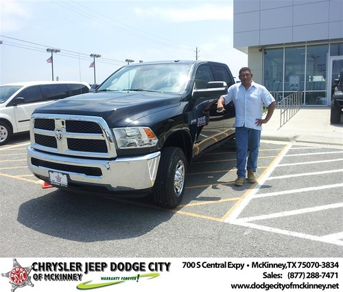 Happy Birthday to Bryan Padgett from Villarreal Brent and everyone at Dodge City of McKinney! by Dodge City McKinney Texas