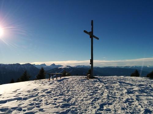 Gipfelkreuz Lutterkopf