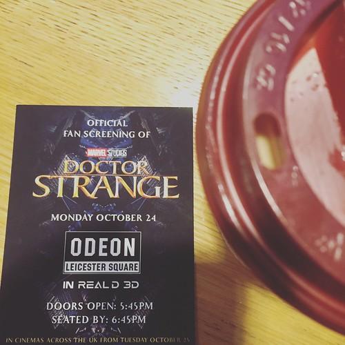 Coffee & A Movie #100cupsofcoffee