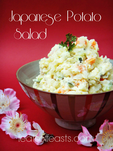 Sharon japanese potato salad