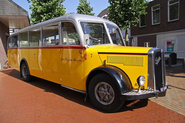 Saurer L4TID 1953 (5401)