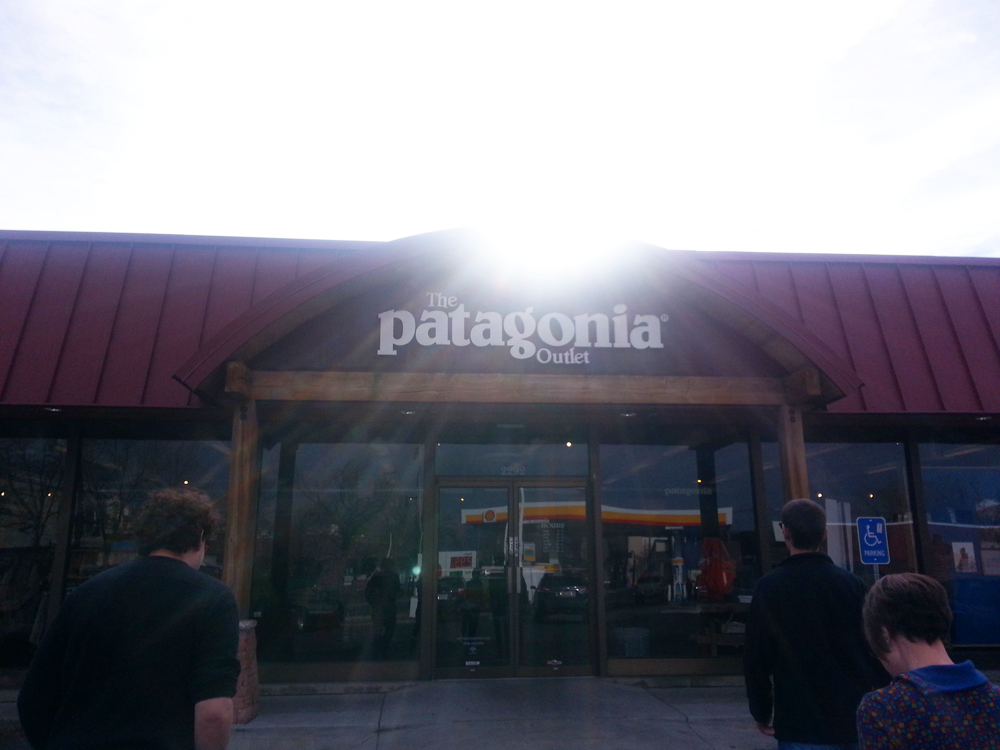 Patagonia Outlet - Salt Lake City
