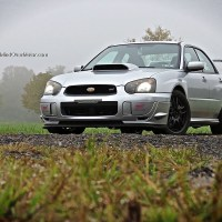Nick's 2004 Subaru Impreza WRX STi Review