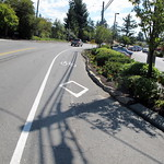 Salt Spring Bike Lane