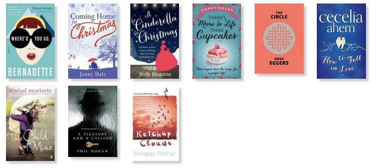 Nov 2013 books
