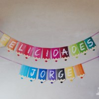 Segundo Cumpleaños: Fiesta de las Pinturas (I)