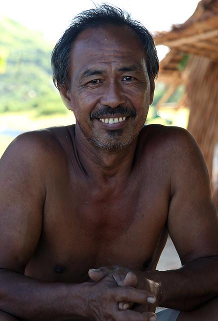 Calaguas Island locals